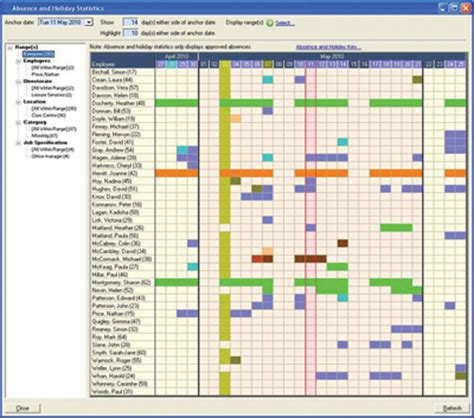 absence management timeware