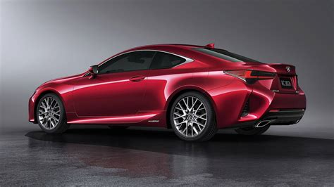 Lexus 2019 Rc by Lexus Rc Facelifted For 2019 Still Looks Incohesive