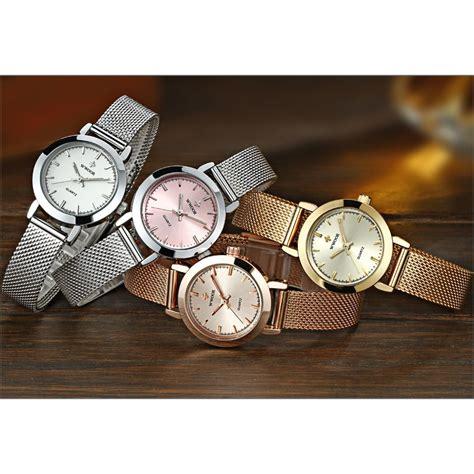 Jam Tangan Wanita Skmei 9095 Original Kulit Murah jam tangan wanita surabaya jualan jam tangan wanita