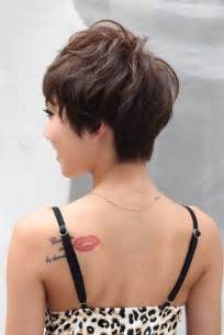 back side of hair cuts pretty pin curl pixie cut hairstyles weekly