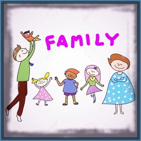 imagenes animadas felices imagenes de familias felices animadas archivos imagenes