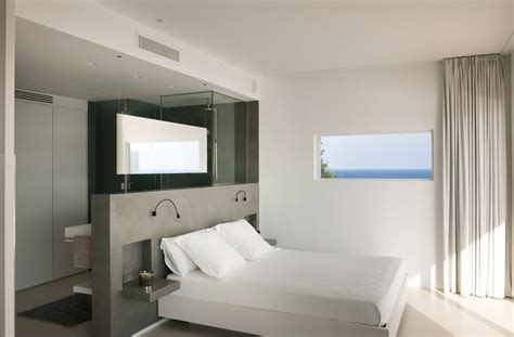 chagne bedroom more than a bedroom designs that change your perspective half walls bathroom