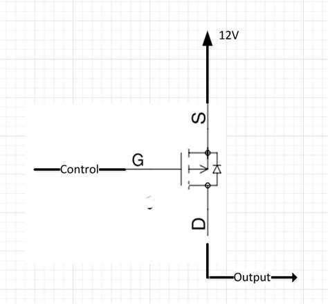 transistor mosfet switch switches mosfet as a switch electrical engineering stack exchange