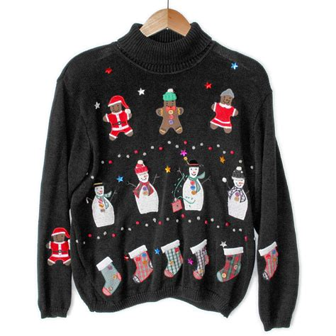holiday mutation tacky ugly christmas sweater the ugly