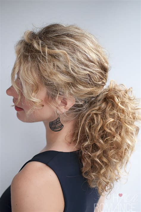 thin and slight curly pony hairstyles 33 modern curly hairstyles that will slay on your wedding