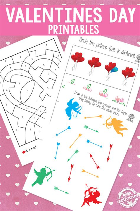 printable games for valentine s day valentines day printables