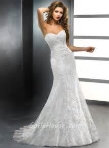 trumpet mermaid sweetheart vintage lace wedding dress with detachable train and sash