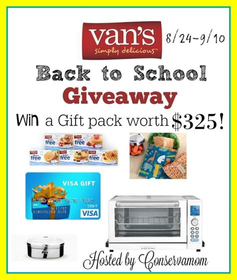 Van Giveaway - win prizes online and giveaways giveaway bandit