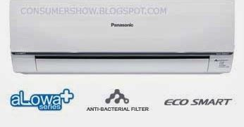 Ac Panasonic 3 4 Pk Eco Smart ac panasonic cs xc5qkj 1 2 pk alowa eco smart consumer
