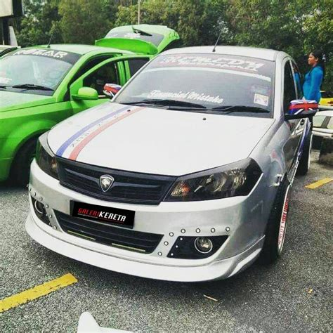 proton flx saga blm flx modified compilation part 2 galeri kereta