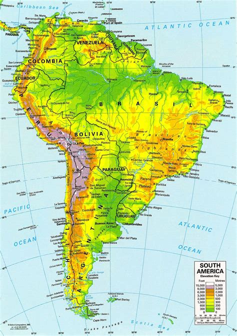south map south america maps 183 zoom maps
