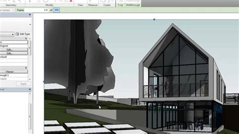 revit walkthrough tutorial video autodesk revit export a walkthrough animation youtube