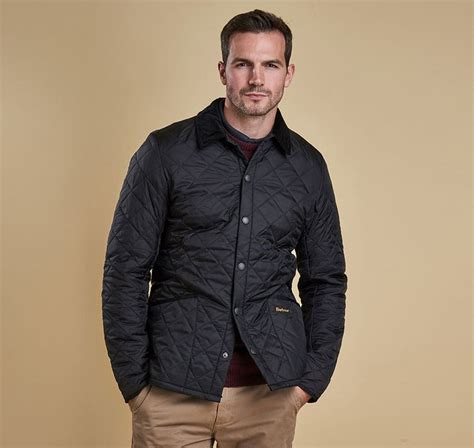 Mens Barbour Heritage Liddesdale Quilted Jacket by Barbour S Heritage Liddesdale Quilted Jacket
