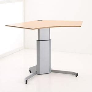 cheap adjustable standing desk the best standing desks for your home or office tested