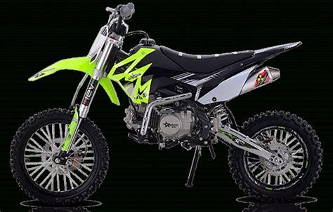 second motocross bikes for sale superb second thumpstar usa dirt bike pit bike