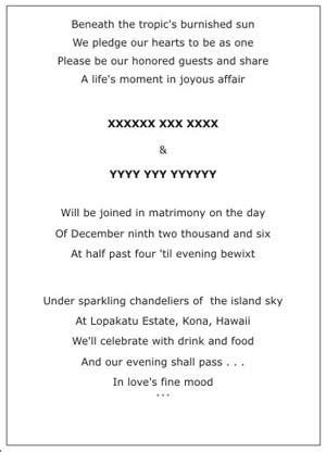 kerala catholic wedding invitation cards marriage invitation card format kerala image collections