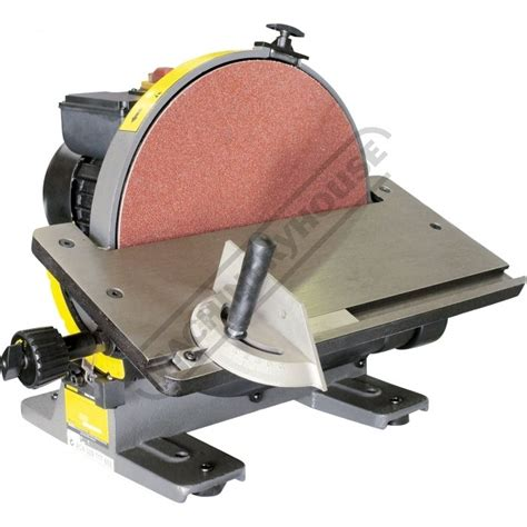 sanding bench l1335 ds300 bench disc sander machineryhouse com au