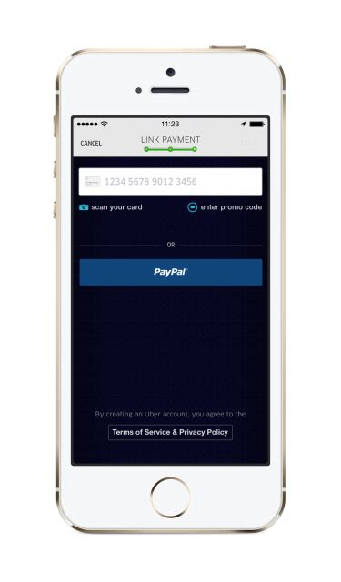 Uber Gift Card Paypal - you can pay for your next uber ride with paypal