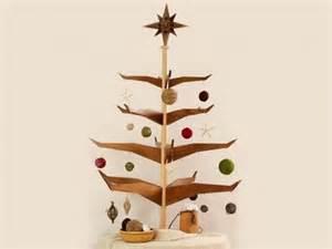 arboles de navidad minimalistas
