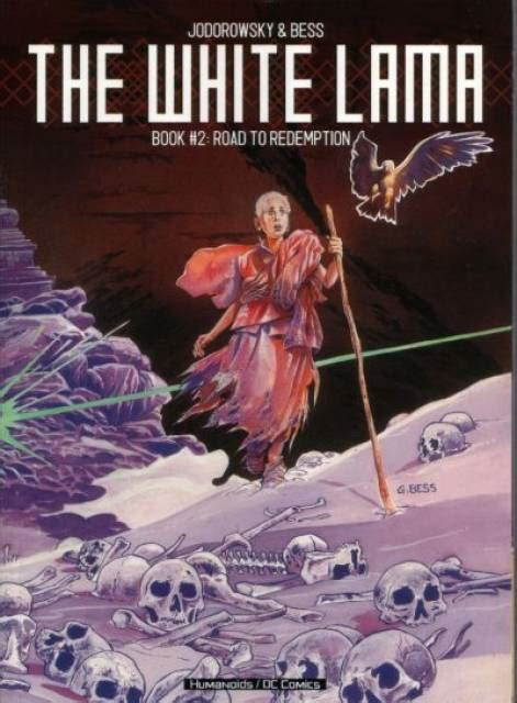 white lama the the white lama volume comic vine