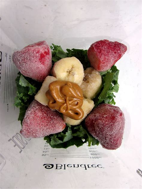 Strawberry Banana Kale Detox by 25 Best Ideas About Strawberry Kale Smoothie On
