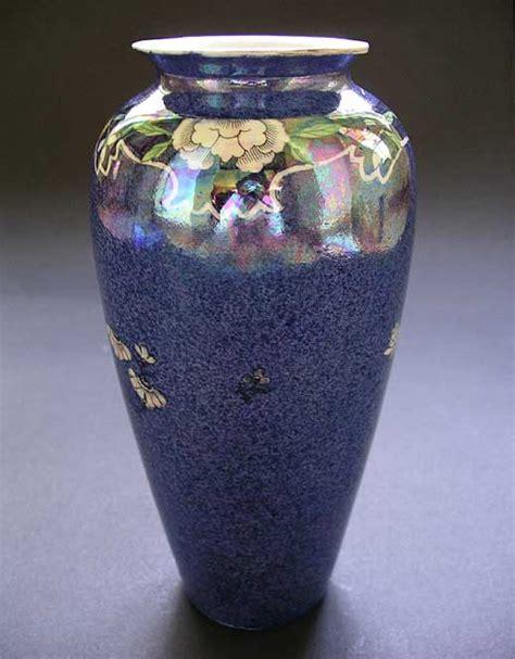 Wilkinson Vases wilkinson ltd kioto pattern shape 120 deco lustre