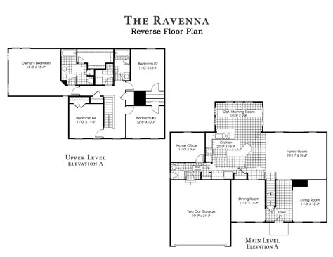 rome floor plan ryan homes floor plans homes modern house