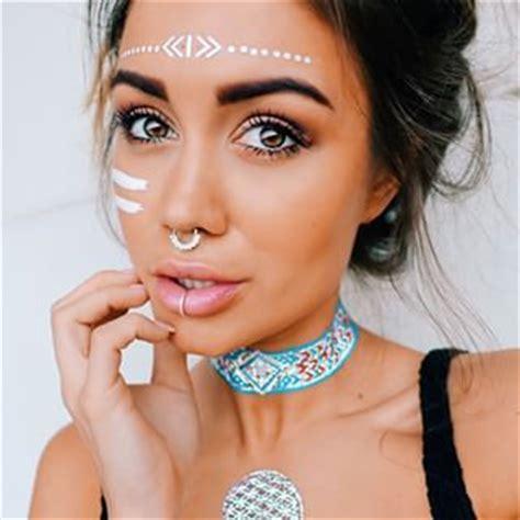 eyeliner tattoo amarillo tx m 225 s de 20 ideas incre 237 bles sobre maquillaje tribal en