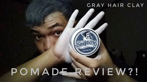 Pomade Warna review pomade suavecito gray hair clay pomade warna color wax indonesia