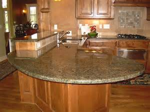 Countertop Options For Kitchen Choosing Kitchen Countertops Furnish Burnish