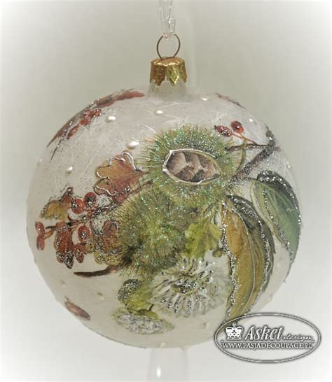 Decoupage Balls - decoupage balls and on