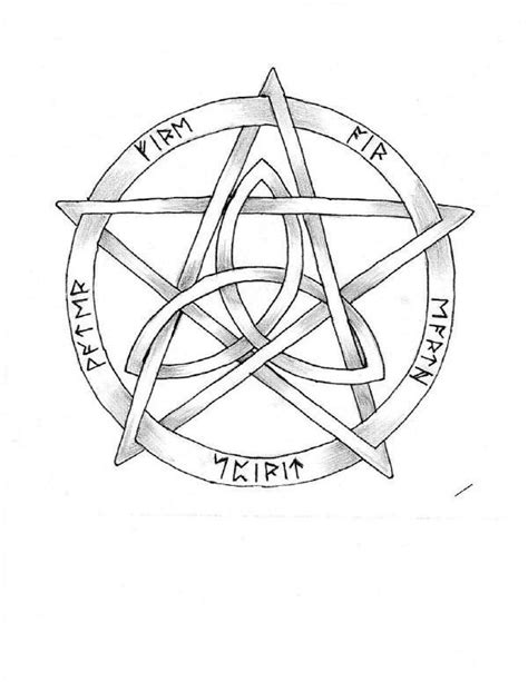 doodle pentagram pagan pentacle meaning this is exactly why wiccan