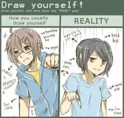 Draw Yourself Draw Yourself Meme By Valia292 On Deviantart