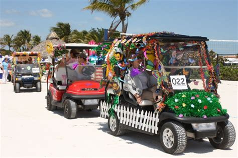 Golf Carts Decorated For by Easter At Reef Golf Cart Decorating Tips For The
