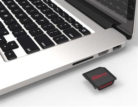 Memory Macbook Pro sandisk ultra mini drive 64gb flash memory card speed up