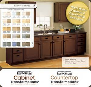 Kitchen Cabinet Refinishing Kit by Rust Oleum Cabinet Transformations Kit