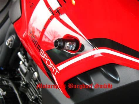 Motorrad Burgdorf by Umgebautes Motorrad Triumph Tiger Sport Motorsport