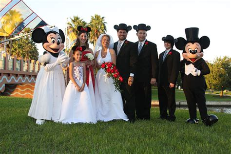 Wedding In Disneyland by Weddings In Disney World