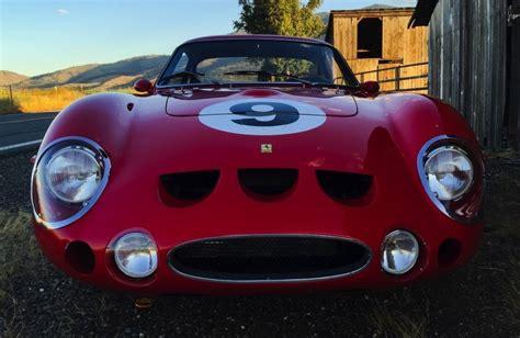 Ferrari 300 Km H by This Ferrari 330 Lmb Once Hit 300 Km H On The Mulsanne