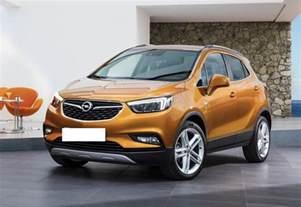 Opel Suv Opel Mokka 2017 Price Review Best Crossover Suvs