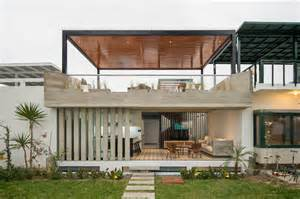 home design house modern concrete house design with rooftop terrace