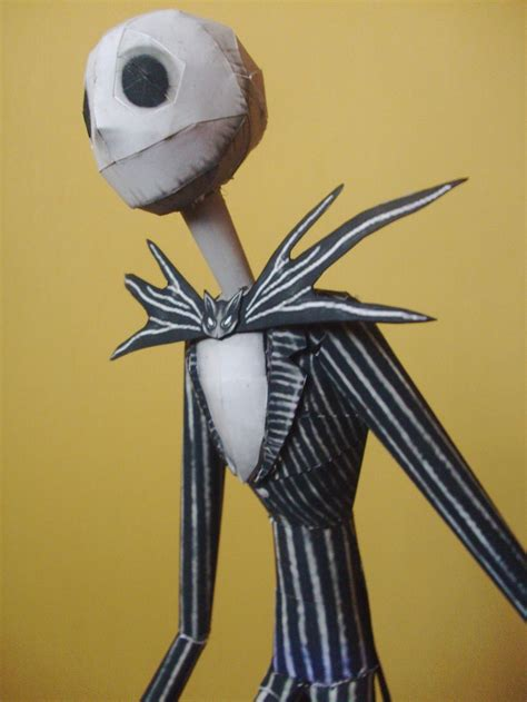 Skellington Papercraft - 17 best images about paper craft on anime