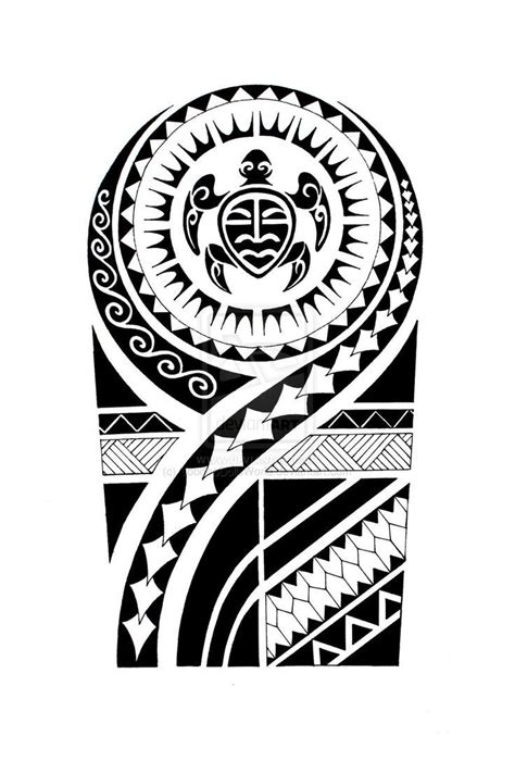 polynesian sun tattoo designs best 25 ideas on polynesian