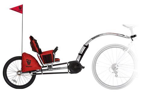 bicycle trailer the weehoo igo bicycle trailer weehoo 50 00 billy s rentals sanibel island