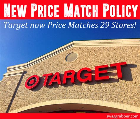 Target Price Match Gift Card - target now price matching 29 stores hot swaggrabber
