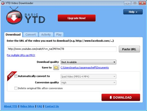 ytd full version free download for windows 7 ytd video downloader download