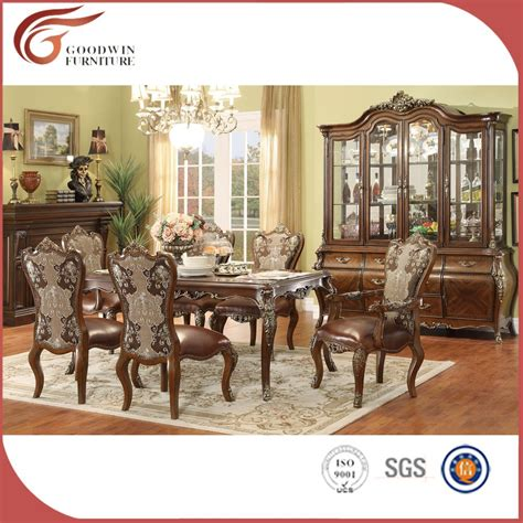 Italian Style Dining Room Furniture by Wholesale China Manufacturer Italian Style Luxury Dining