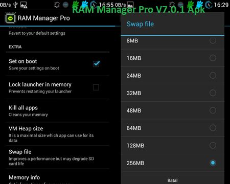 ram manager pro apk update new ram manager pro v7 0 1 apk version for android setting computers