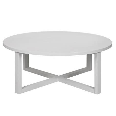 Table Basse Ronde Blanche 3272 by Table Basse Ronde Blanche Et Bois Table Basse Salon Blanc