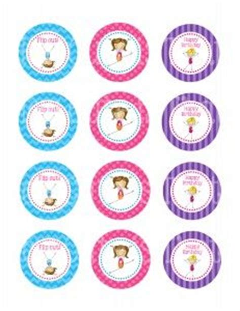 printable gymnastics stickers 1000 images about printables on pinterest cupcake
